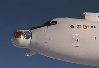 Airborne Laser (ABL) in Air
