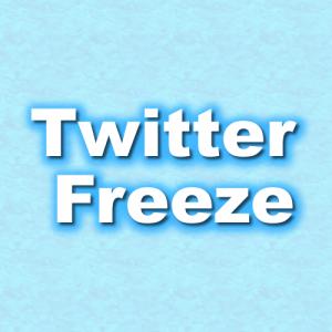 Twitter Freeze