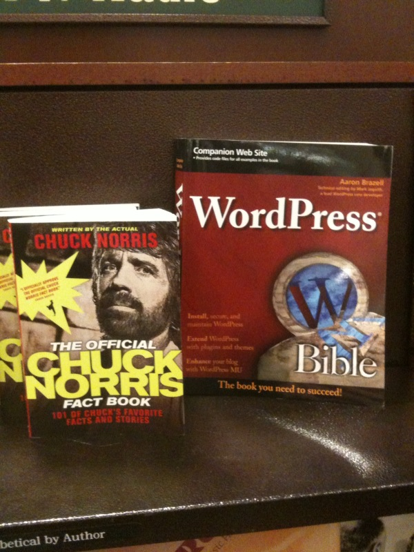 WordPress Bible - Buying Decision