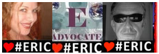 Avatars with the #ERIC banner