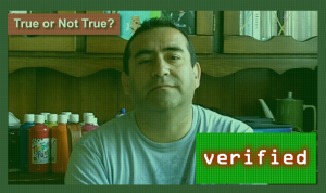 True or Not True? - VERIFIED