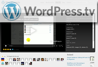 Video Tutorials on WordPress.tv