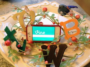 Add Vine videos to your blog post