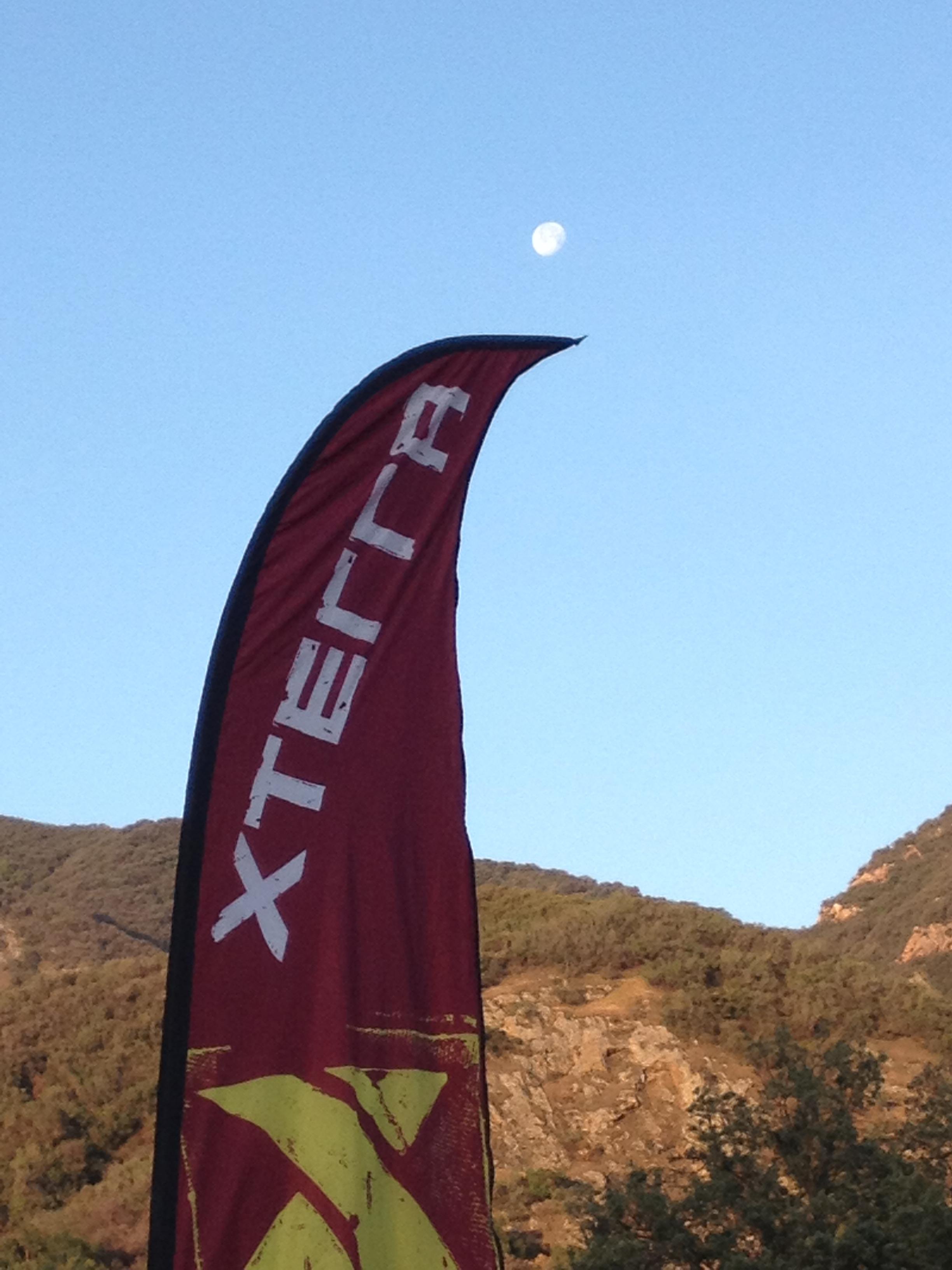 XTERRA sign