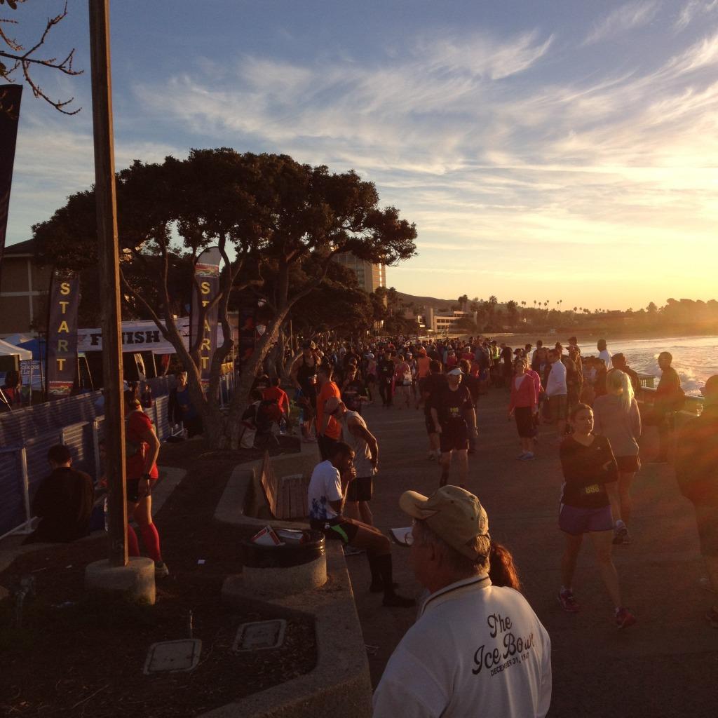 Surfer's Point Half Marathon 2014