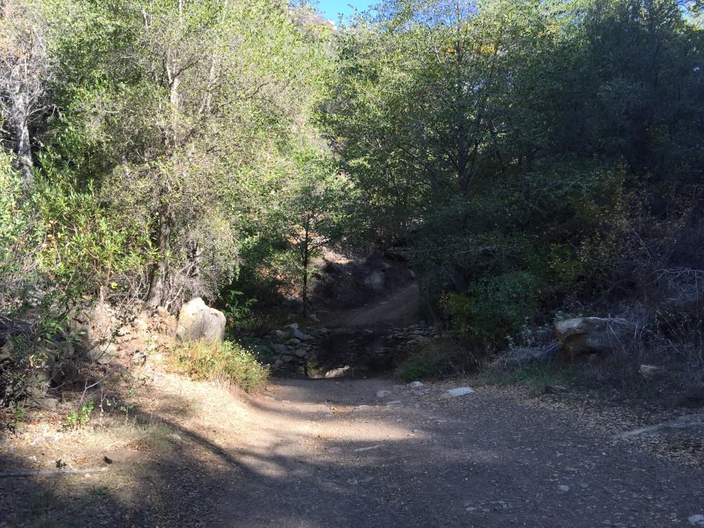 Sisar Canyon Trails, Ojai