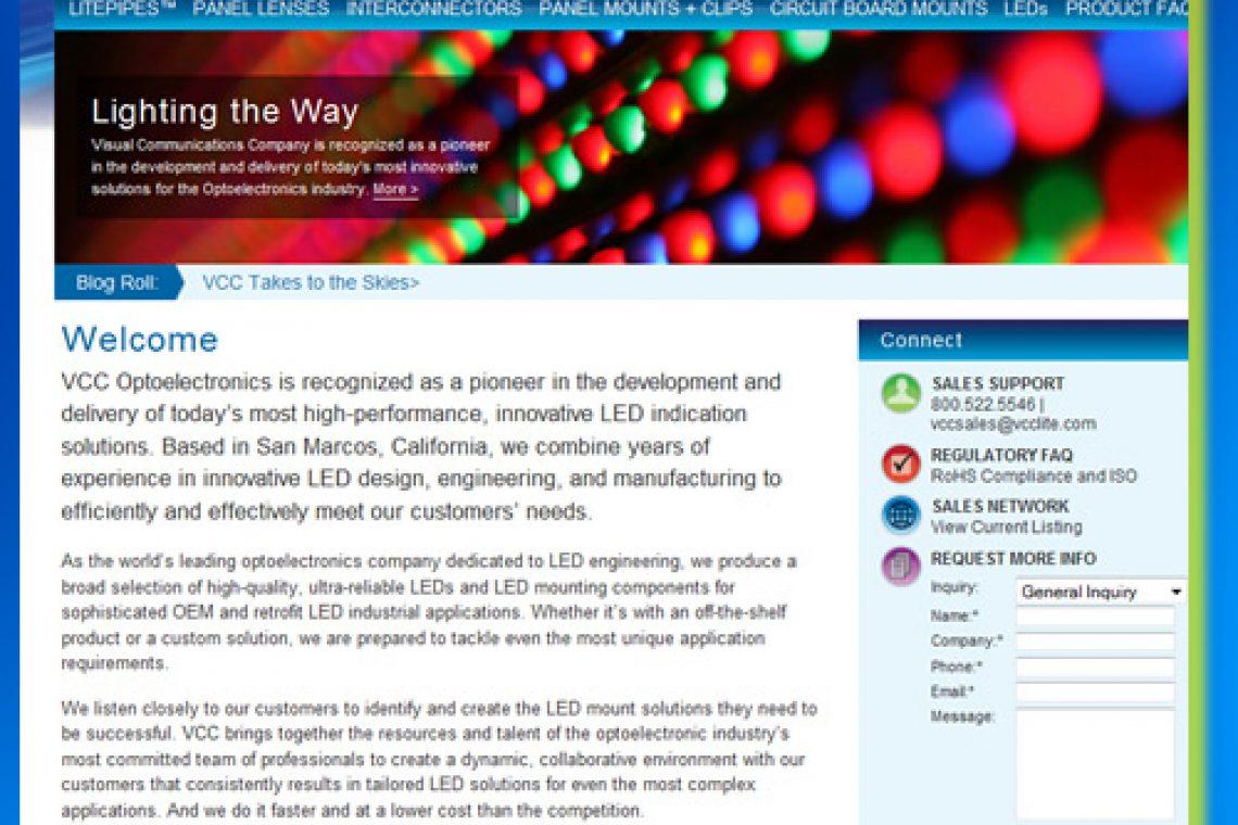 VCC Web Site