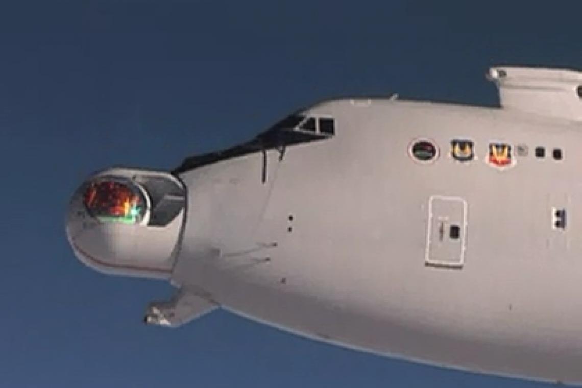Airborne Laser (ABL) in Air