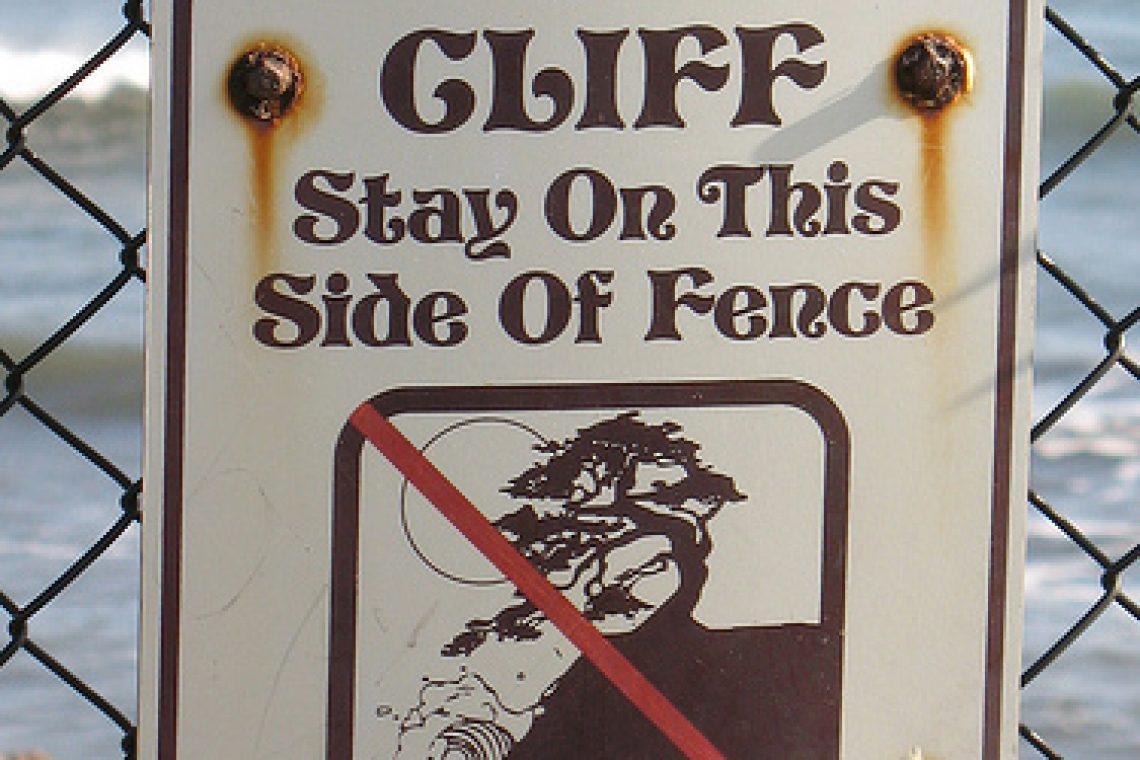 Cliff warning - Belenesq